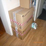 Umzugskarton und Frischhalte Boxen kostenlos