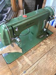 Nähmaschine alt 60er Jahre