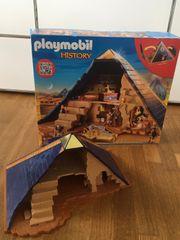 Playmobil Pyramide 5286