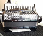 Akkordeon Accordion Scandalli Super IV