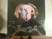 Langspielplatte Styx Christal Ball