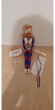 Barbie aus den 90ger Olympia
