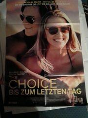 Kino Orginal Plakat The Choice