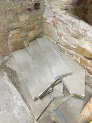 Treppenstufen zu verschenken