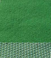 Kunstrasen Rasenteppich mit Noppen grün