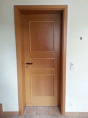 Massive Eichentür Zimmertür Wohnungstür Tür