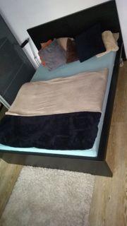 Malm Bett wie neu