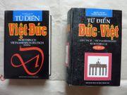 2x fette Wörterbücher Deutsch-Vietnamesisch Vietnamesiche-Deutsch
