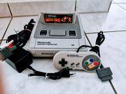 Super SNES Nintendo Famicom Konsole