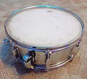 Metall-Snare-Drum 14 vermutlich Marke Royce