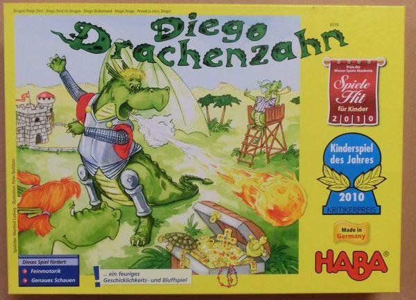 Kinderspiel des Jahres 2010 Diego