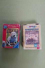 zwei Mini-Puzzles
