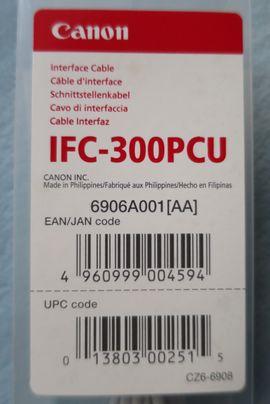 Elektronik - Original CANON Kamerakabel IFC-300PCU