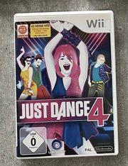 Nintendo Wii Spiel JUST DANCE