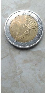 Münze 2 Euro Helmut Schmidt