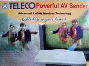 Teleco Drahtlos Sender