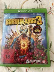 XBox Borderlands 3
