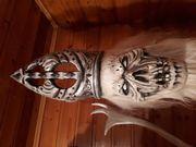 Verkaufe Krampusmaske totenkopf