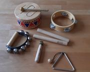 Orff Instrumente für Kinder