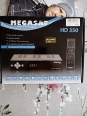MEGASAT HD350 Sat Reseiver