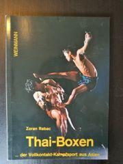 Thai-Boxen der Vollkontakt-Kampfsport aus Asien Z