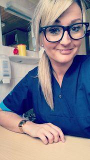 Pflegefachkraft Krankenschwester Altenpfleger - als Minijob