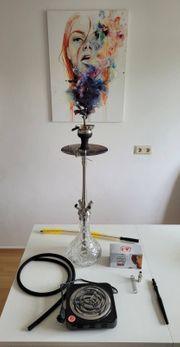 Aladin MVP 670 Shisha Komplettset