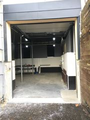 Garage Werkstatt vielseitig nutzbar
