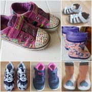 6tlg Schuhpaket Gr 26