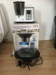 Verkaufe Küchenmaschine mit Kochfunktion