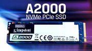 NVMe SSD 250GB Kingston A2000