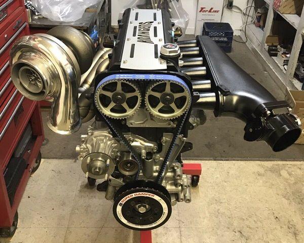 2jz Turbo - 1500 hp Street