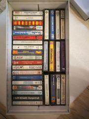 Alte Musikkassetten