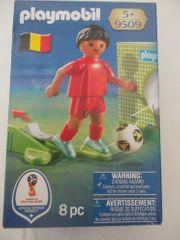 Playmobil Nr 9509 Fußballspieler Belgien