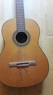 Gitarre Made by Höfner anno