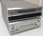DENON DRA-201SA Stereo Receiver und