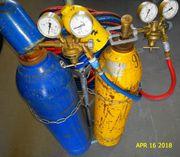 Autogen Acetylen Sauerstoff Schweißgerät neuwertig