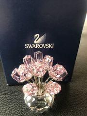 Swarovski Kristall rosa Rosen 7485