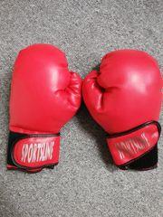 Adidas Boxhandschuhe Kinder neu Gr. 6 NP 29,95