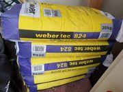 Weber Tec 824 Dichtschlämme 20