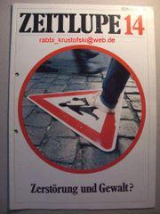 Zeitschrift Zeitlupe Nr 14 1983