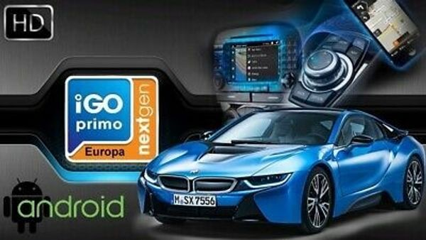 iGO Primo Android Nextgen Navigation Software HERE Q2/2019