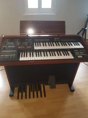 Profi Yamaha Orgel Electone MC400