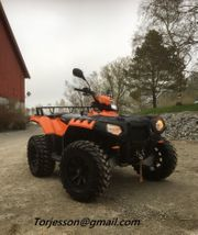 Quad Polaris 850