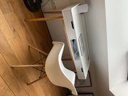 Schreibtisch inkl passendem Stuhl