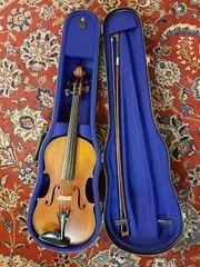 Geige Carl Zach gebaut 1896