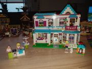 Lego Friends Stephanies Haus 41314