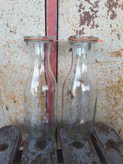 2 NEUE Weck Saftflaschen Weckflaschen