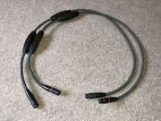 Transparente Referenz-XLR-symmetrische Kabel 1 3