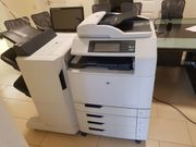 HP Color LaserJet CM 6040f